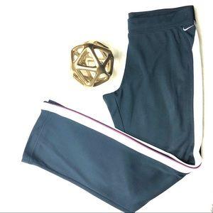 Nike Women's Sport Black/Pink Pants Size M